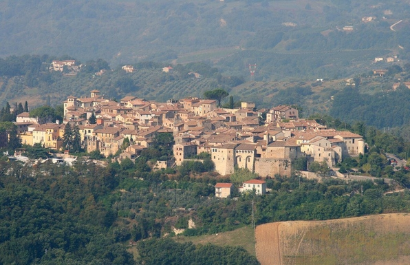 Scambi casa in: Italia,San Gemini, Umbria,A comfortable home in ancient traditions.,Immagine dell'inserzione per lo scambio di case
