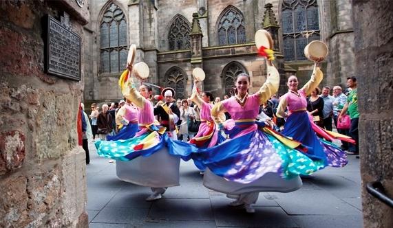 BoligBytte til,United Kingdom,Edinburgh,Edinburgh Festivals