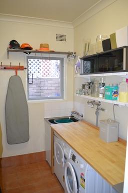 Home exchange in,Australia,Balgowlah Heights, Sydney,Laundry