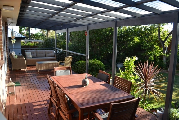 Home exchange in,Australia,Balgowlah Heights, Sydney,Sunny morning