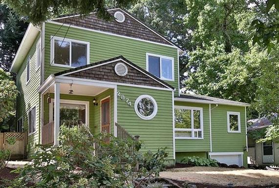 Échange de maison en États-Unis,PORTLAND, Oregon,Cozy Home on Wooded Street in NW Portland,Echange de maison, photos du bien