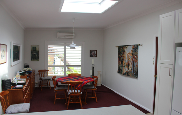 Home exchange in,Australia,Sydney's Northern Beaches,Dining Room