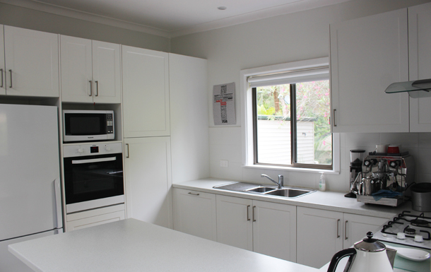 Home exchange in,Australia,Sydney's Northern Beaches,Kitchen