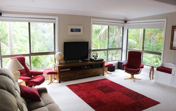 Home exchange in,Australia,Sydney's Northern Beaches,Lounge