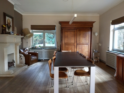 Dining room table for 10p