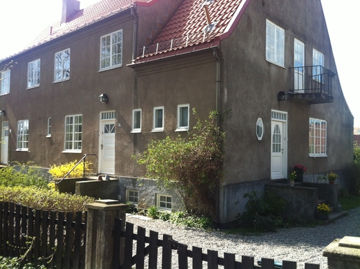 BoligBytte til,Norway,Oslo, 0k, W,Our house. It is a semi-detached house