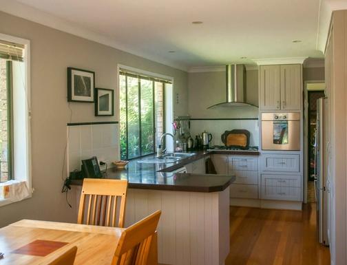 Home exchange in,Australia,SAPPHIRE BEACH,Kitchen/dining