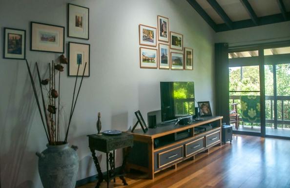 Home exchange in,Australia,SAPPHIRE BEACH,Upstairs living