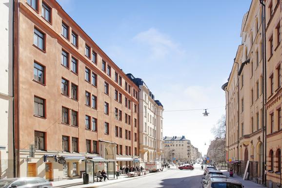 BoligBytte til,Sweden,Stockholm city, 0k,,Upplandsgatan 54