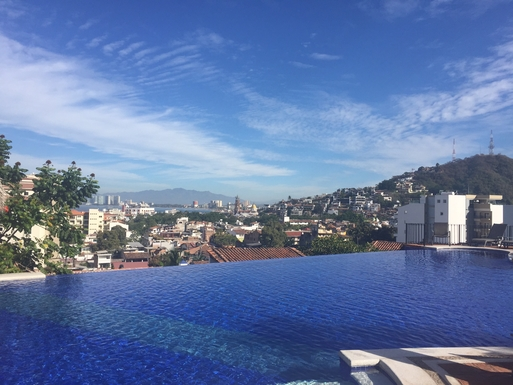 Home exchange in Mexico,Puerto Vallarta, Jalisco,Cozy condo in the heart of the Zona Romantica,Home Exchange & Home Swap Listing Image