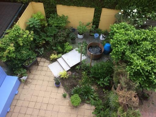 BoligBytte til,Netherlands,Amersfoort (Amsterdam 50N), 0k,,Our cosy little garden
