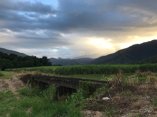 Home exchange in,Australia,Cairns,Sugar cane and mountains just minutes' walk