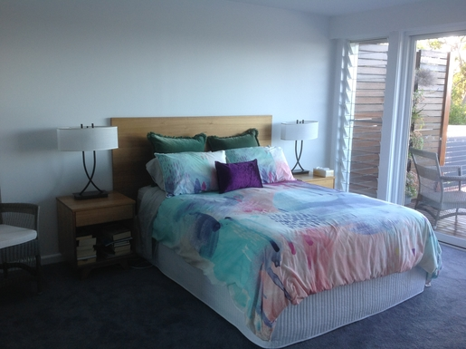 Home exchange in,Australia,MAIANBAR,Main bedroom