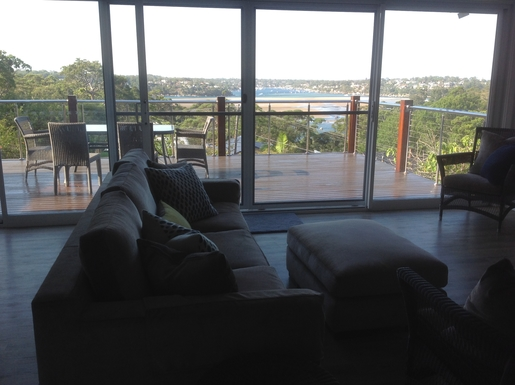Home exchange in,Australia,MAIANBAR,View from living room