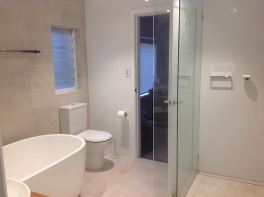 Home exchange in,Australia,MAIANBAR,Downstairs bathroom