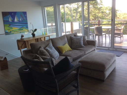Home exchange in,Australia,MAIANBAR,Living room