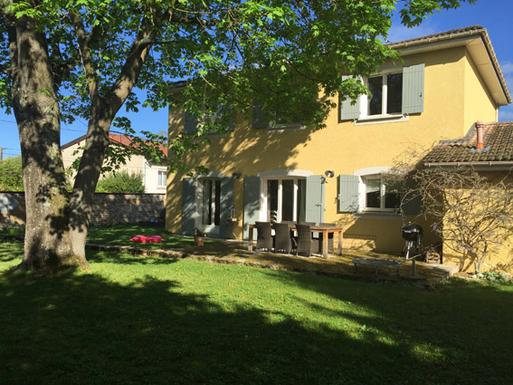Boligbytte i  Frankrike,BEYNOST, Auvergne Rhône Alpes,Home exchange with pool near Lyon,Home Exchange & House Swap Listing Image