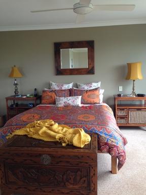 Home exchange in,Australia,COFFS HARBOUR,Master Bedroom