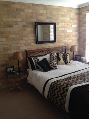 Home exchange in,Australia,COFFS HARBOUR,Bedroom 3 - Queen bed