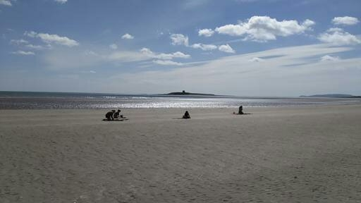 Our beautiful Skerries South Strand beach