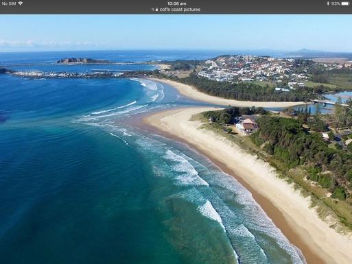 Home exchange in,Australia,Coffs Harbour,Beautiful Coffs Coastline