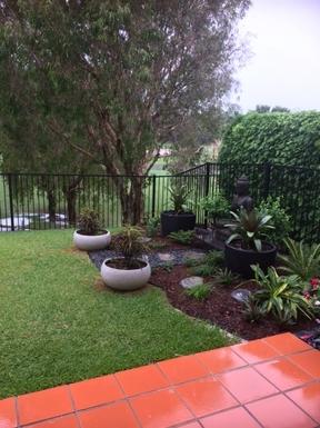 Home exchange in,Australia,ROBINA,garden