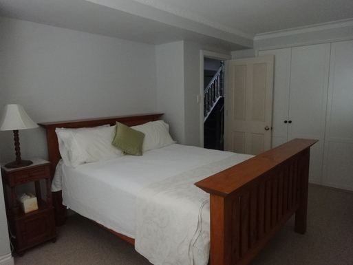 Home exchange in,Australia,WINDSOR,Downstairs queen size 4th bedroom
