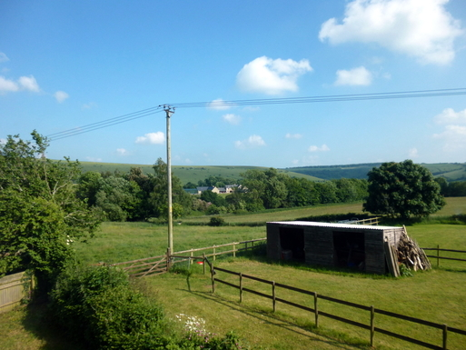 Home exchange in United Kingdom,Cann Common, Shaftesbury, Dorset,House in beautiful Dorset countryside,Home Exchange & House Swap Listing Image