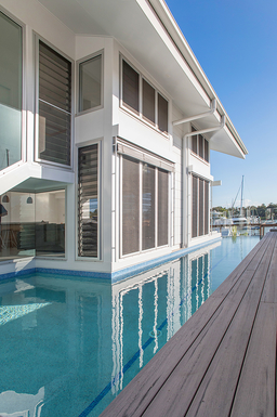 Home exchange in,Australia,Townsville,Pool
