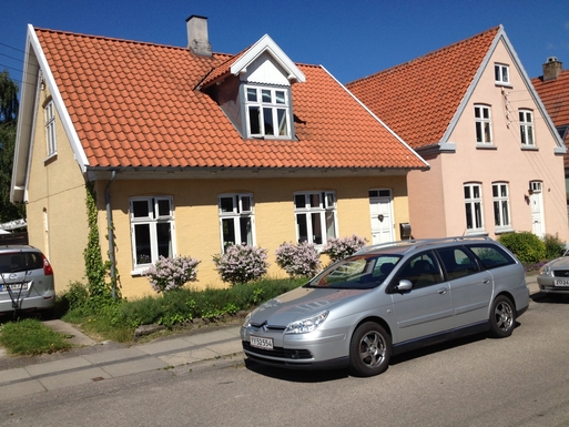 Koduvahetuse riik Taani,Holbæk, ,Lovely townhouse with garden in the old city,Home Exchange Listing Image