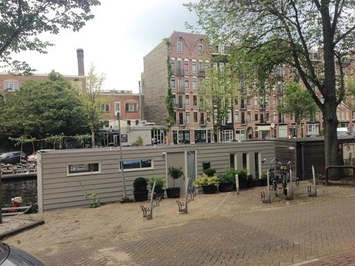 Houseboat 'Cornelis'