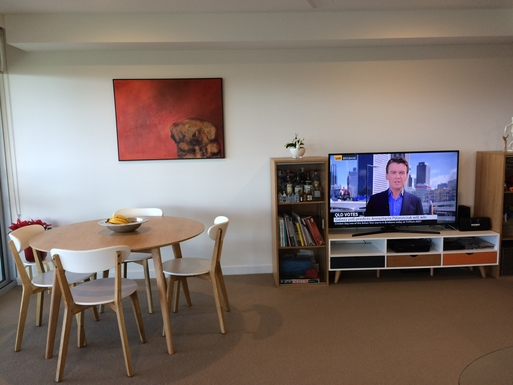 Home exchange in,Australia,Canberra,2 bedroom apartment with spectacular views.