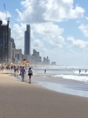 Home exchange in,Australia,ROBINA,Surfers Paradise beach