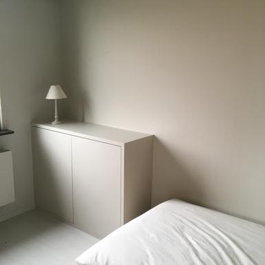 Home exchange in,Belgium,Zwijndrecht,Bedroom 2 with a single bed