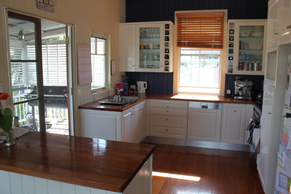 Home exchange in,Australia,Manly,Kitchen