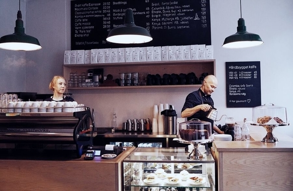 BoligBytte til,Norway,OSLO,Oslo; the coffee capital.