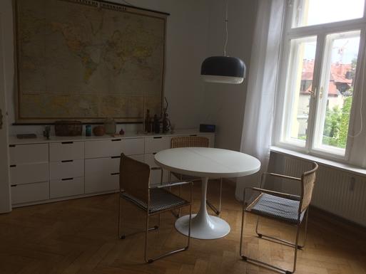 Home exchange in,Germany,München,Livingroom