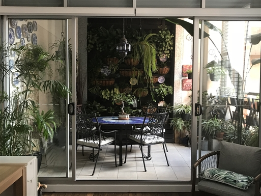 Home exchange in,Australia,TENERIFFE,shady terrace