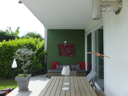 Porch-garden