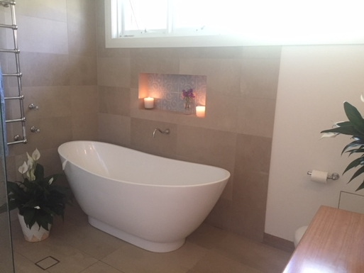 Home exchange in,Australia,Bellingen,2nd bathroom