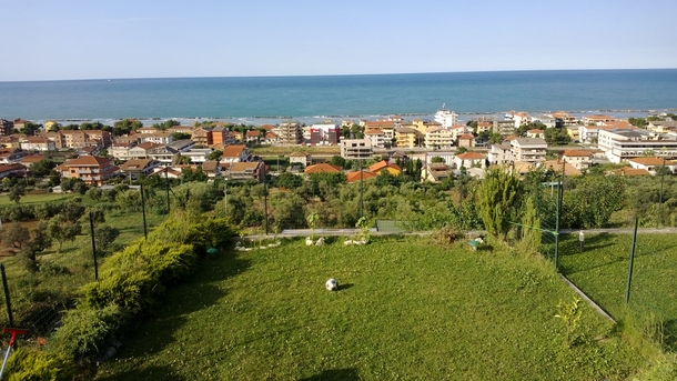 Wohnungstausch in Italien,Francavilla al Mare, Abruzzo,Appartment with garden near the sea,Home Exchange Listing Image