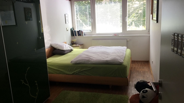 Home exchange in,Austria,Wien,bedroom 2