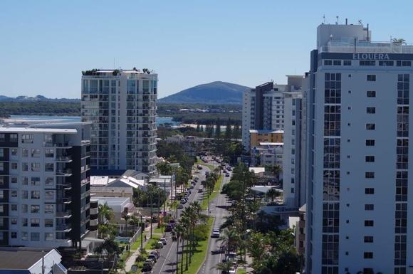 Home exchange in,Australia,Maroochydore BC,6th Avenue Cotton Tree