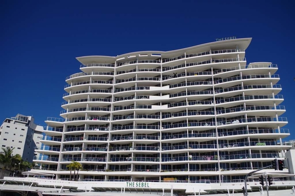 Home exchange in,Australia,Maroochydore BC,X Marks our unit level 12