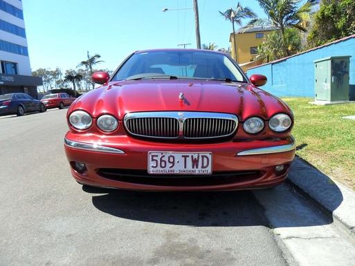 Home exchange in,Australia,Maroochydore BC,Jaguar 2006 X type