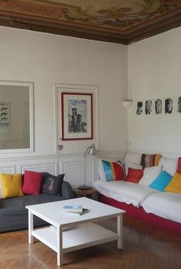 Le salon / The living-room