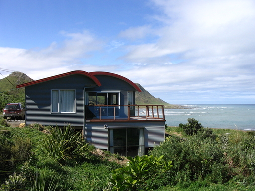 BoligBytte til,New Zealand,Martinborough,Our beach house, one hours drive from home.