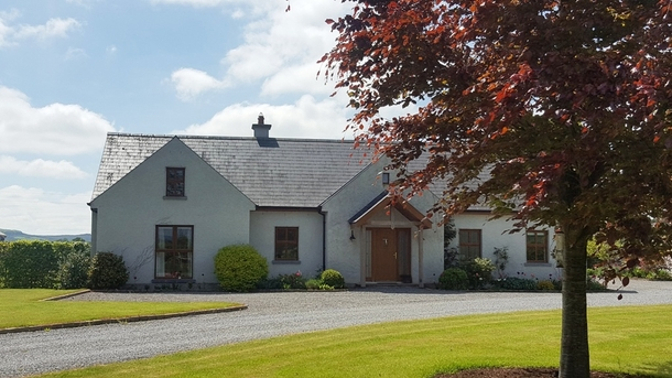 Kodinvaihdon maa Irlanti,Freshford, Kilkenny,Country home, 12k from Kilkenny City,Home Exchange Listing Image