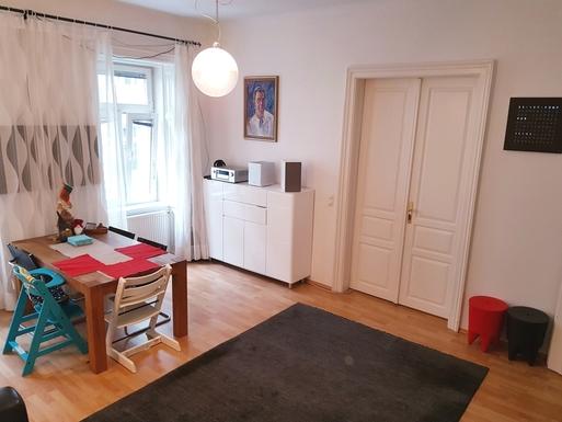 Bostadsbyte i Österrike,Wien, Wien,Modern flat, walk 15 minutes to center,Home Exchange Listing Image