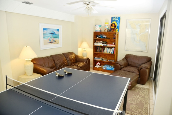Huizenruil in ,United States,Sanibel,Game room